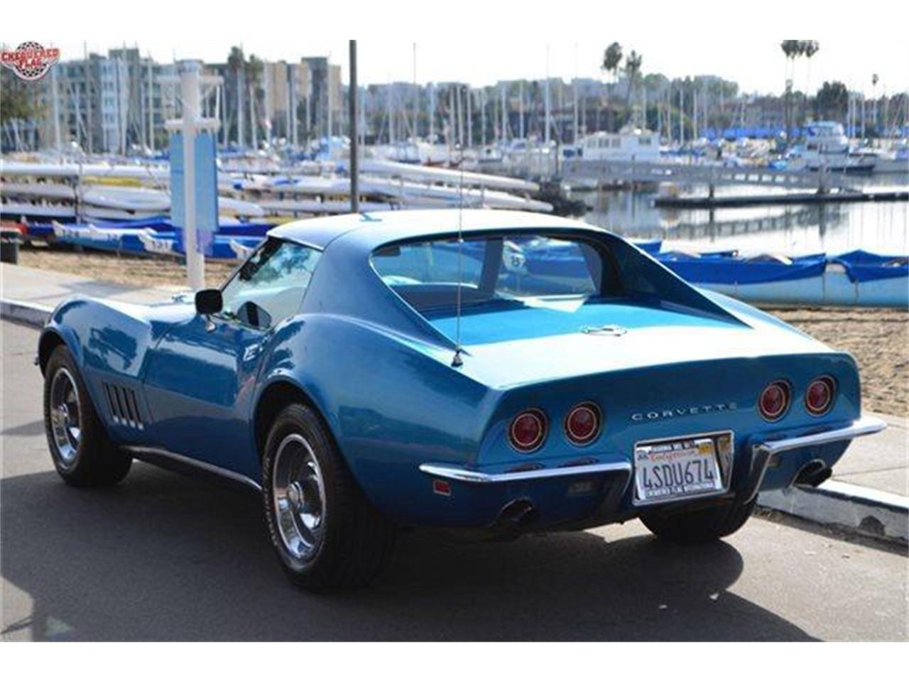 Large Picture of Classic 1968 Chevrolet Corvette - E99M