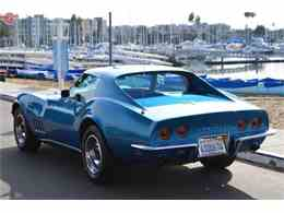 Picture of Classic 1968 Chevrolet Corvette located in Marina Del Rey California Offered by Chequered Flag International - E99M