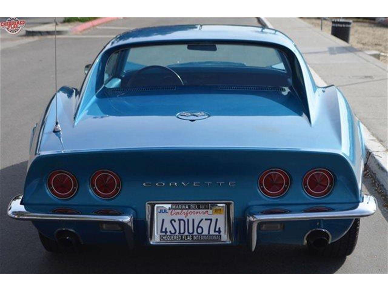 Large Picture of '68 Chevrolet Corvette located in California Offered by Chequered Flag International - E99M