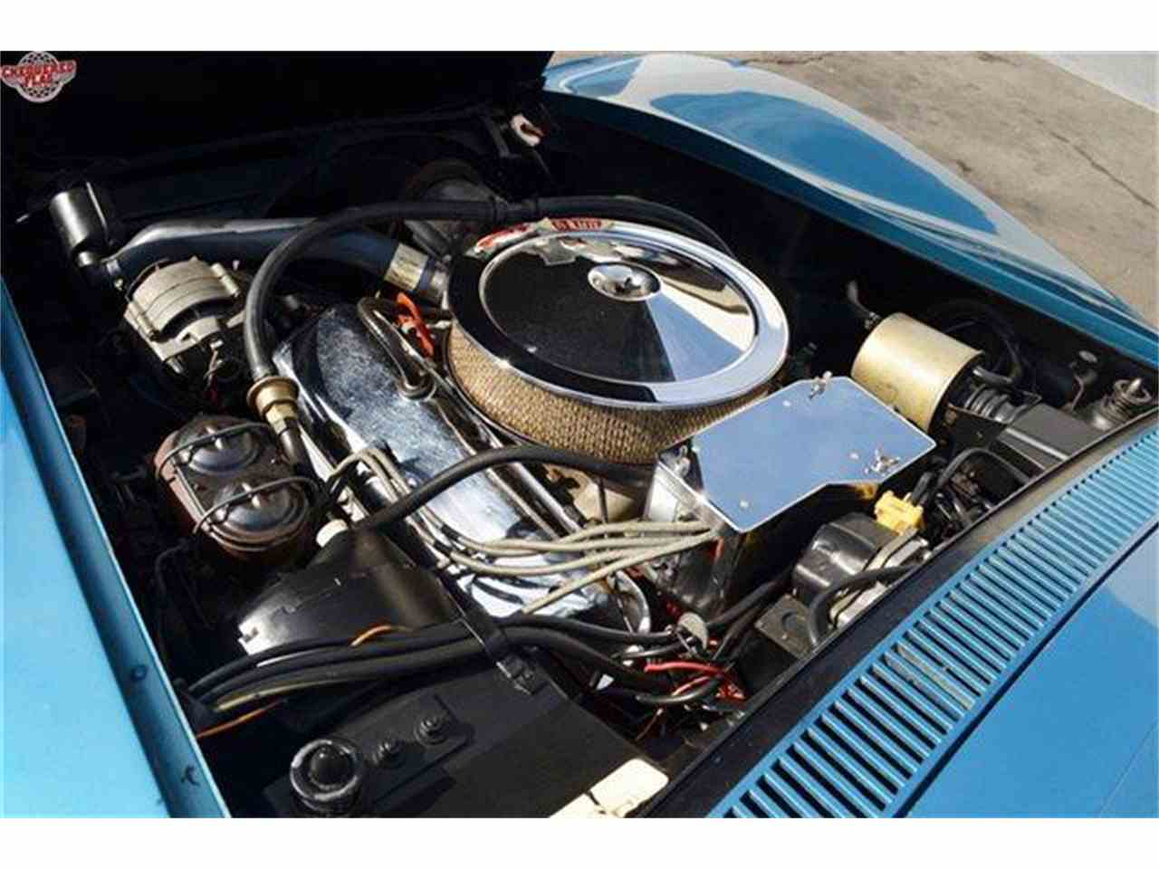 Large Picture of '68 Chevrolet Corvette located in California - $39,500.00 Offered by Chequered Flag International - E99M