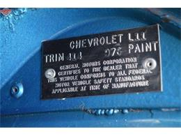 Picture of Classic 1968 Corvette located in Marina Del Rey California Offered by Chequered Flag International - E99M