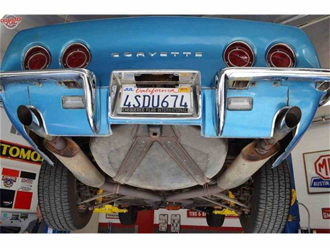 Large Picture of Classic '68 Chevrolet Corvette Offered by Chequered Flag International - E99M