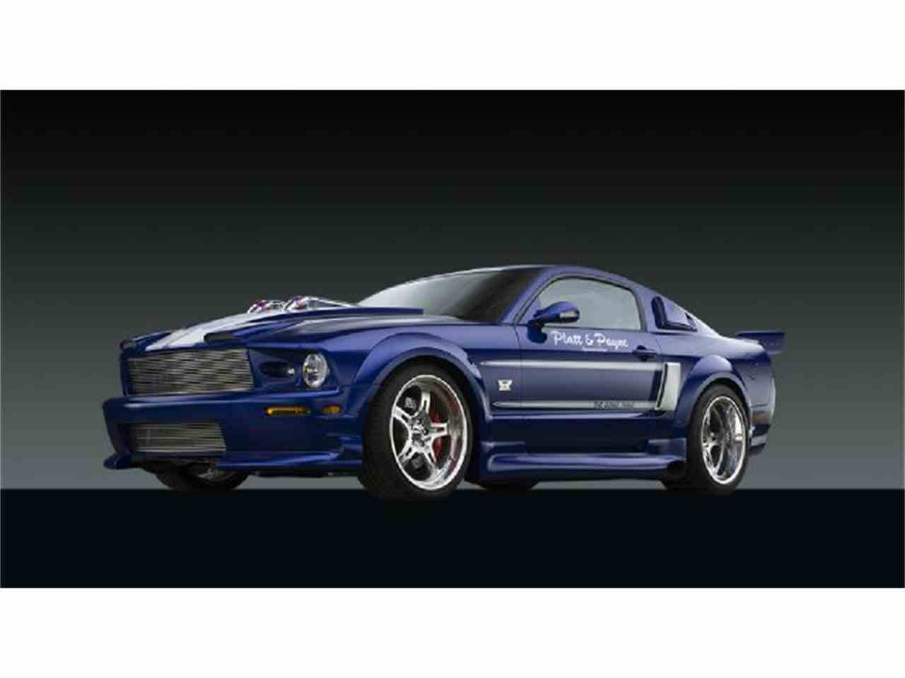 Large Picture of '05 Mustang - E9D4