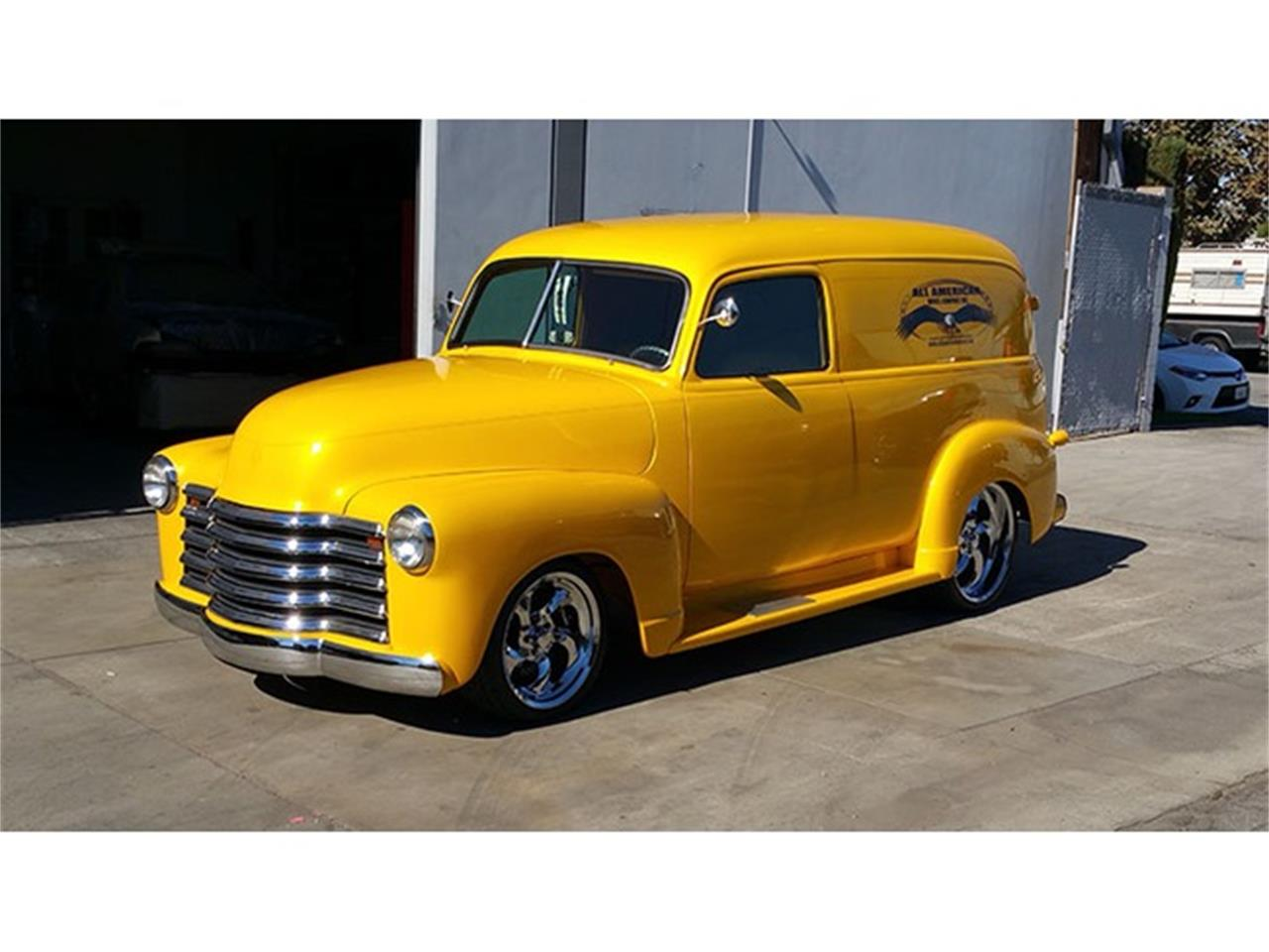 1947 Chevrolet Panel Delivery For Sale