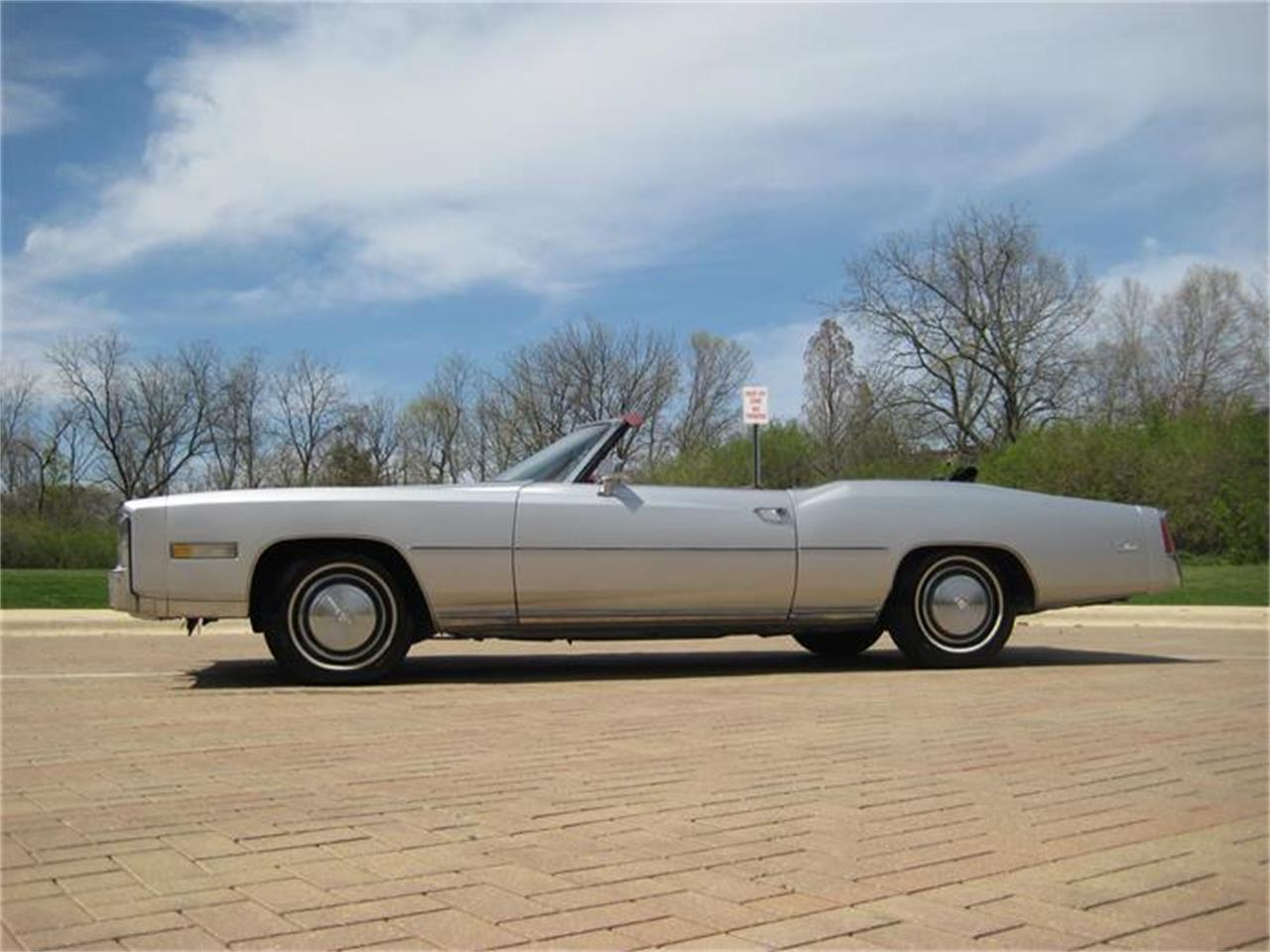 Large Picture of '75 Cadillac Eldorado located in Illinois Offered by Classic Auto Haus - E9SK