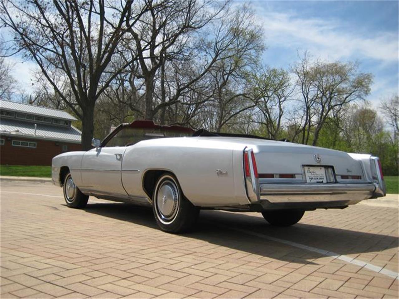 Large Picture of '75 Cadillac Eldorado Offered by Classic Auto Haus - E9SK