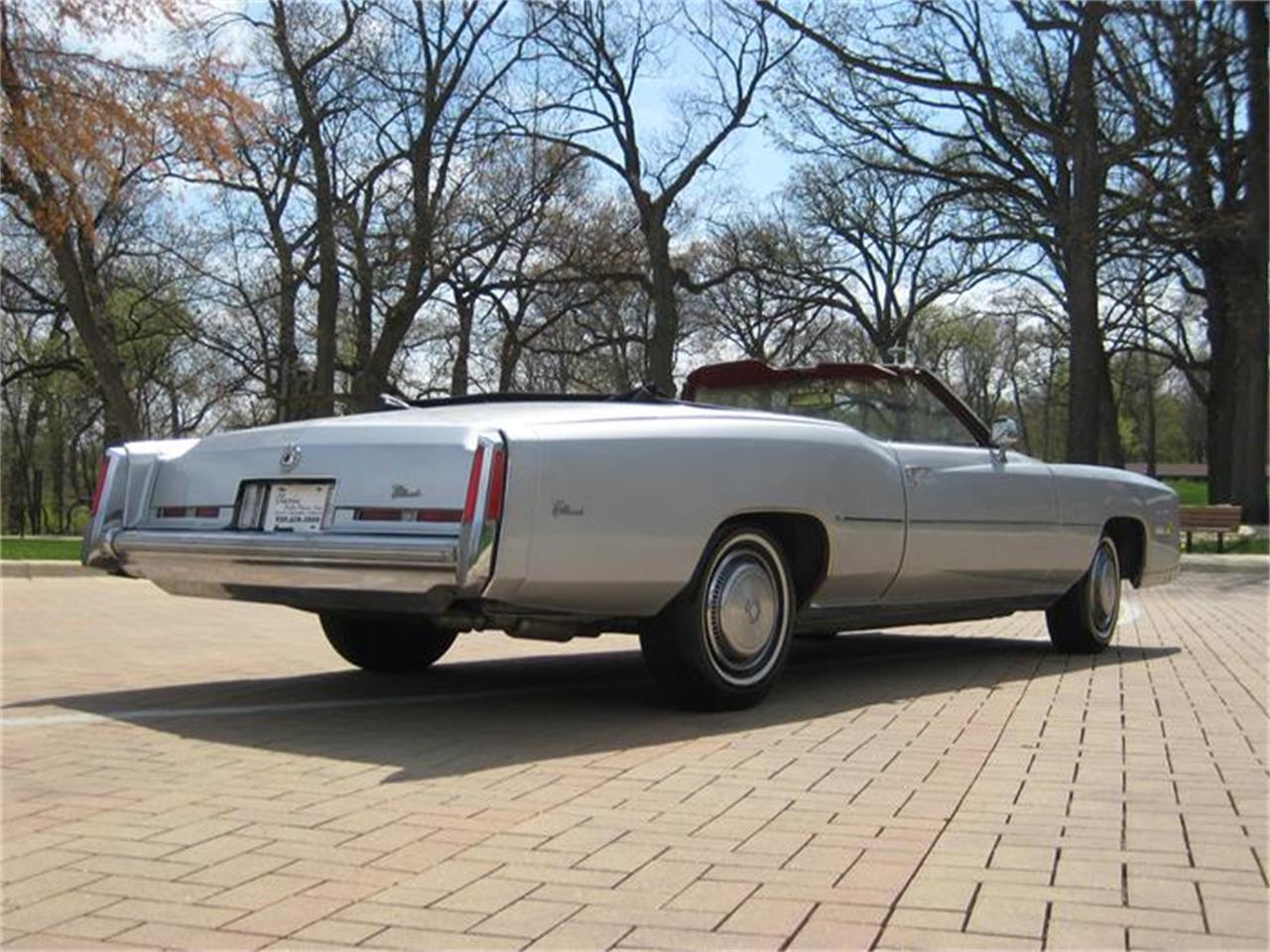 Large Picture of 1975 Cadillac Eldorado located in Geneva Illinois - $12,995.00 - E9SK