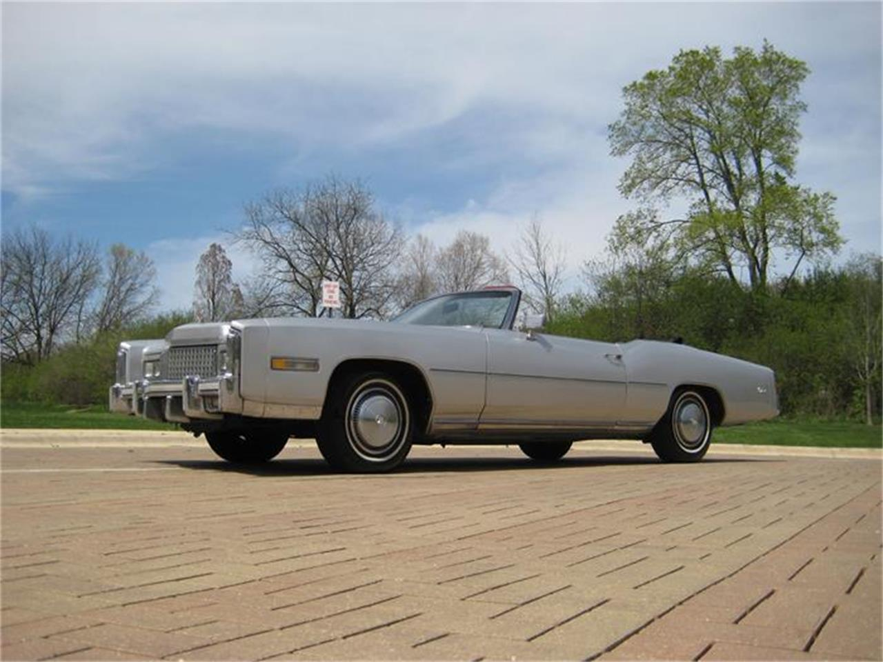 Large Picture of '75 Eldorado located in Geneva Illinois Offered by Classic Auto Haus - E9SK