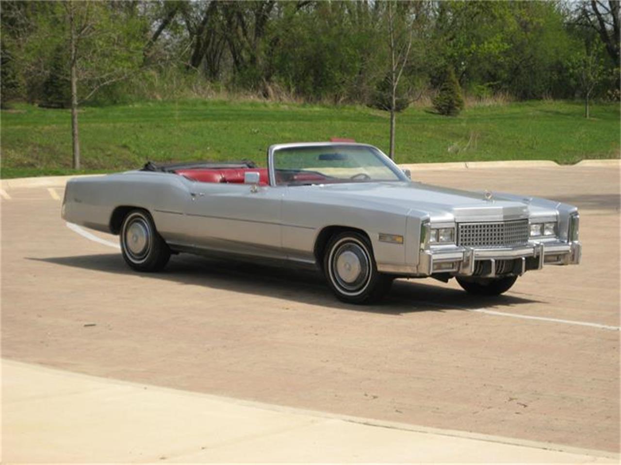 Large Picture of '75 Cadillac Eldorado located in Geneva Illinois - $12,995.00 - E9SK