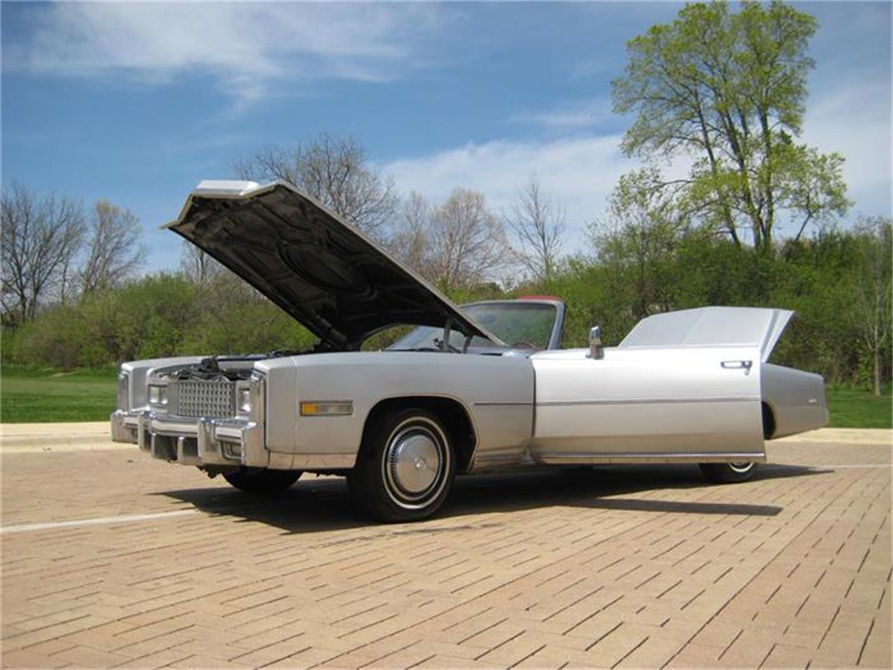 Large Picture of 1975 Cadillac Eldorado located in Illinois - $12,995.00 - E9SK
