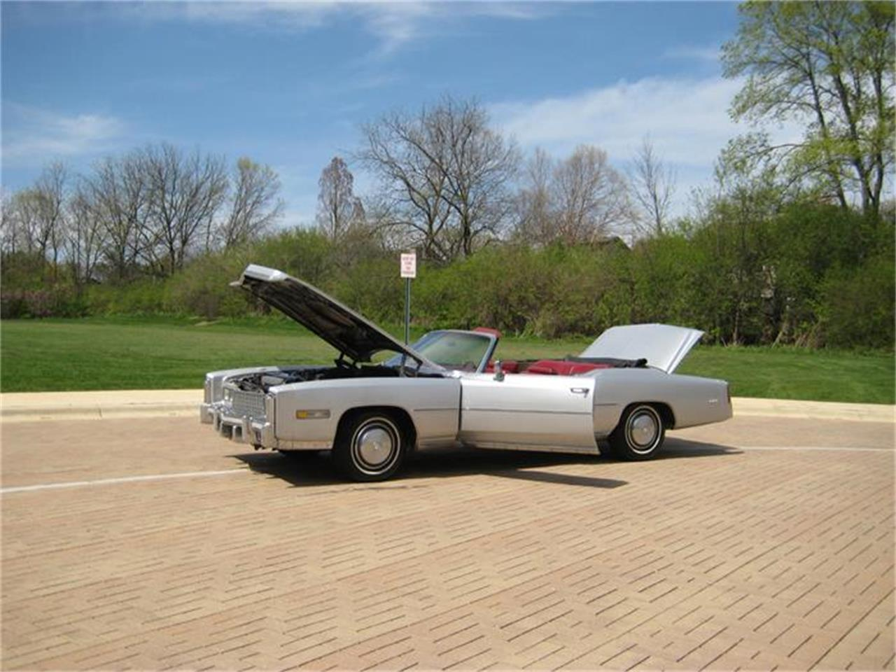 Large Picture of '75 Cadillac Eldorado - $12,995.00 Offered by Classic Auto Haus - E9SK