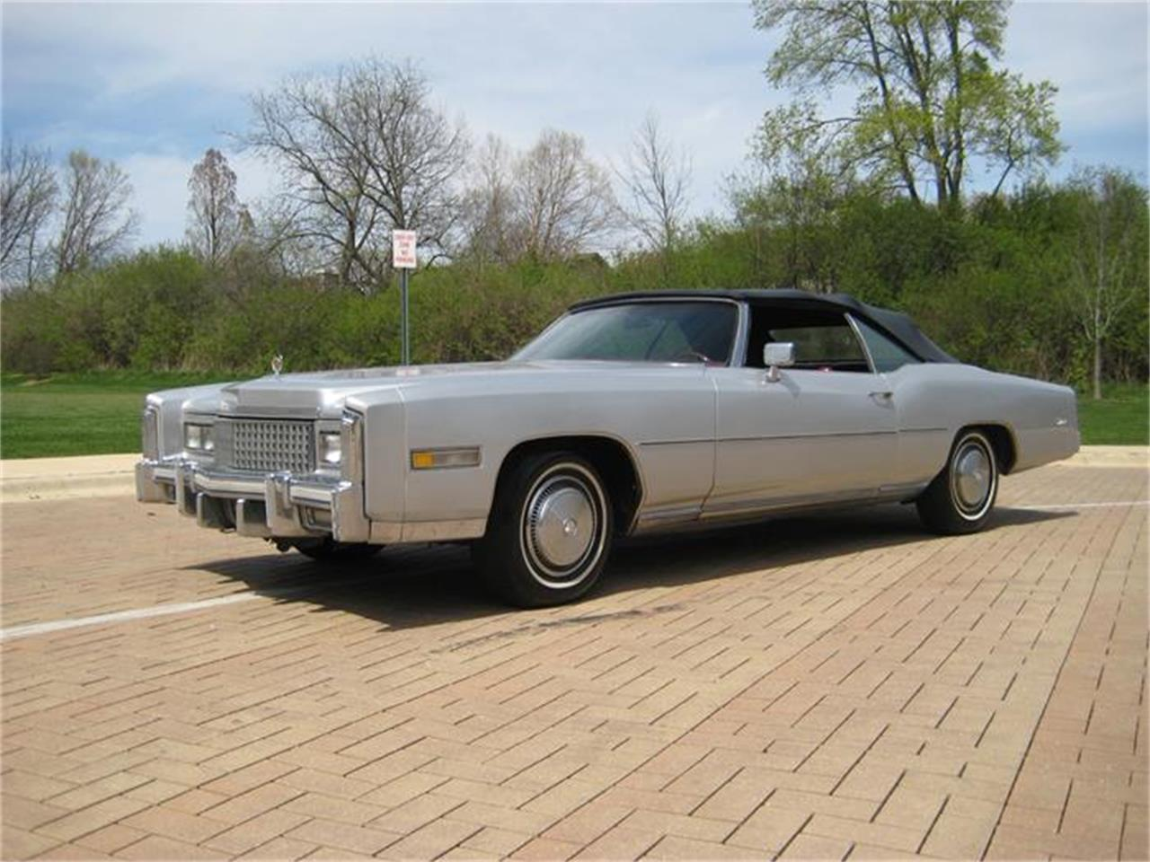 Large Picture of 1975 Eldorado located in Geneva Illinois - $12,995.00 Offered by Classic Auto Haus - E9SK