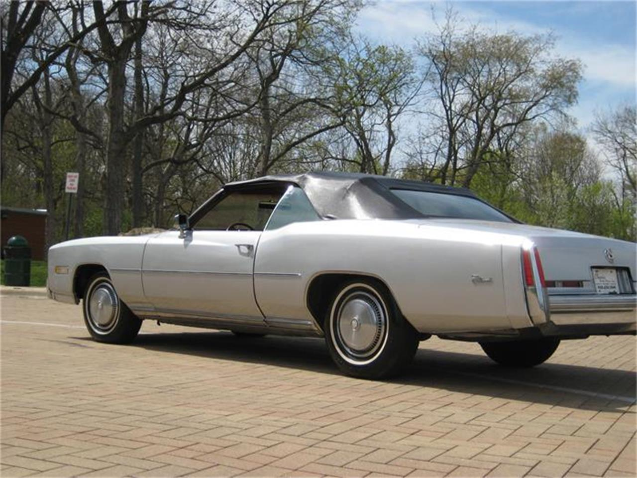 Large Picture of 1975 Cadillac Eldorado Offered by Classic Auto Haus - E9SK