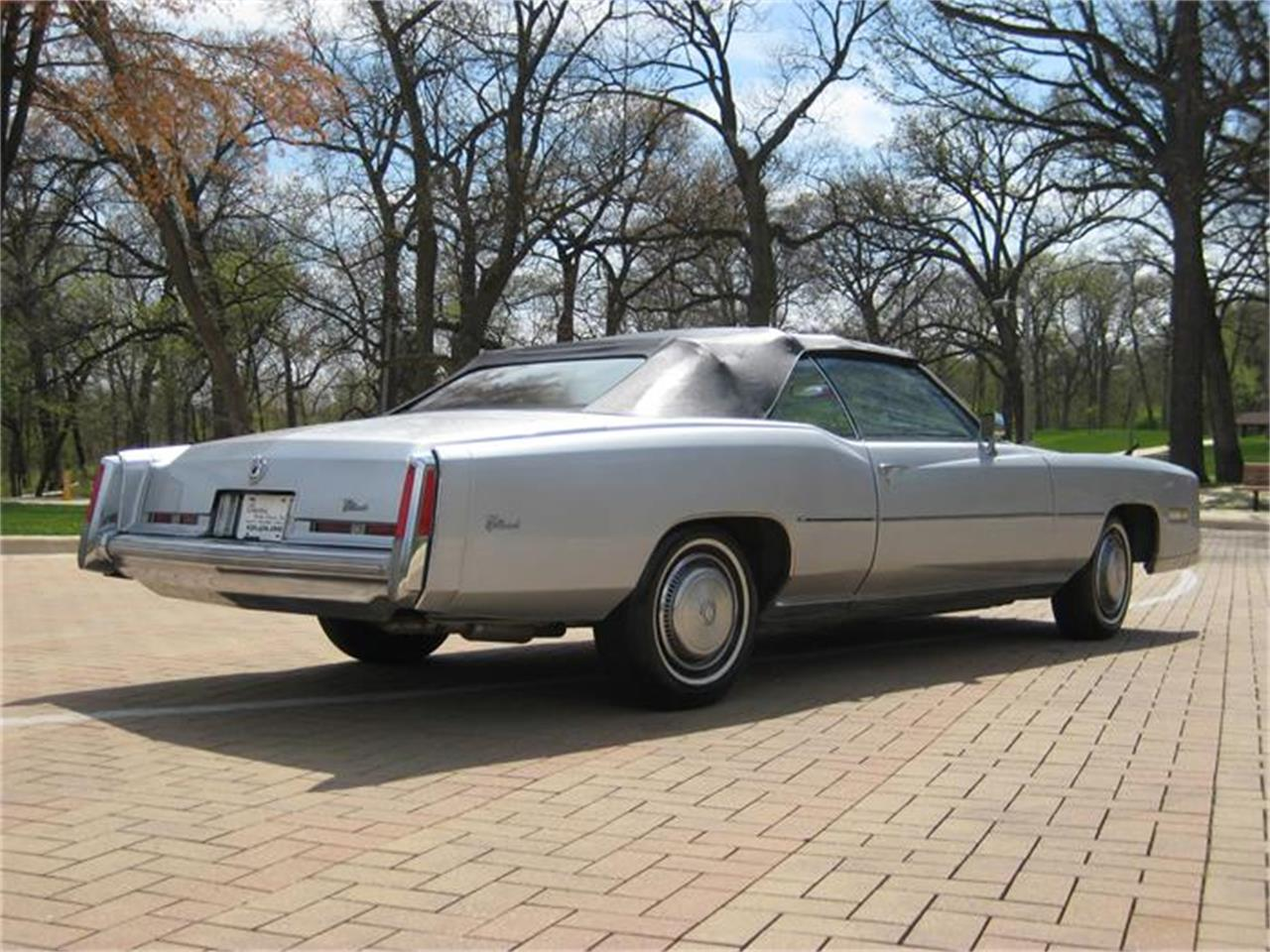 Large Picture of '75 Eldorado Offered by Classic Auto Haus - E9SK