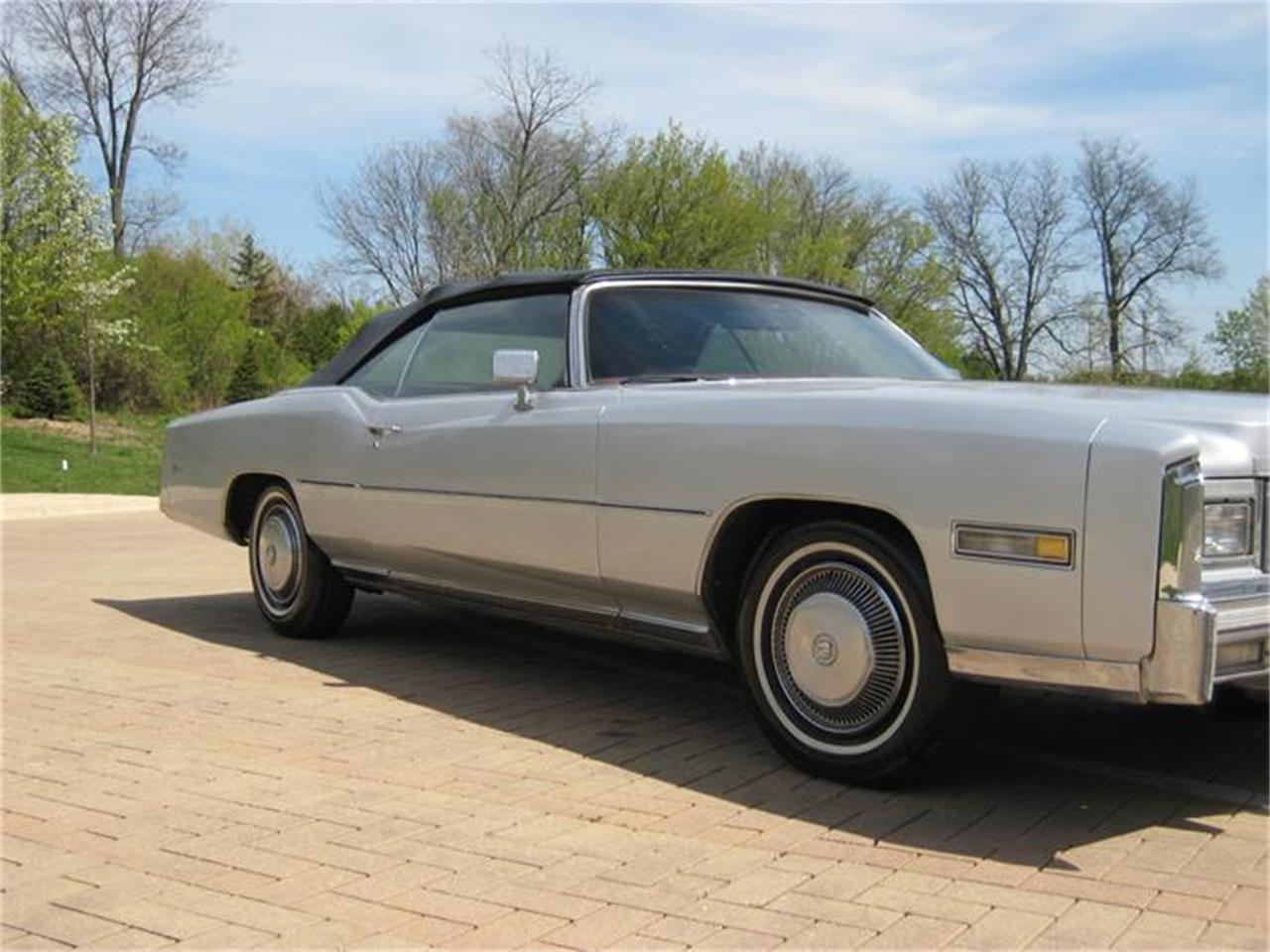Large Picture of '75 Eldorado located in Geneva Illinois - $12,995.00 - E9SK