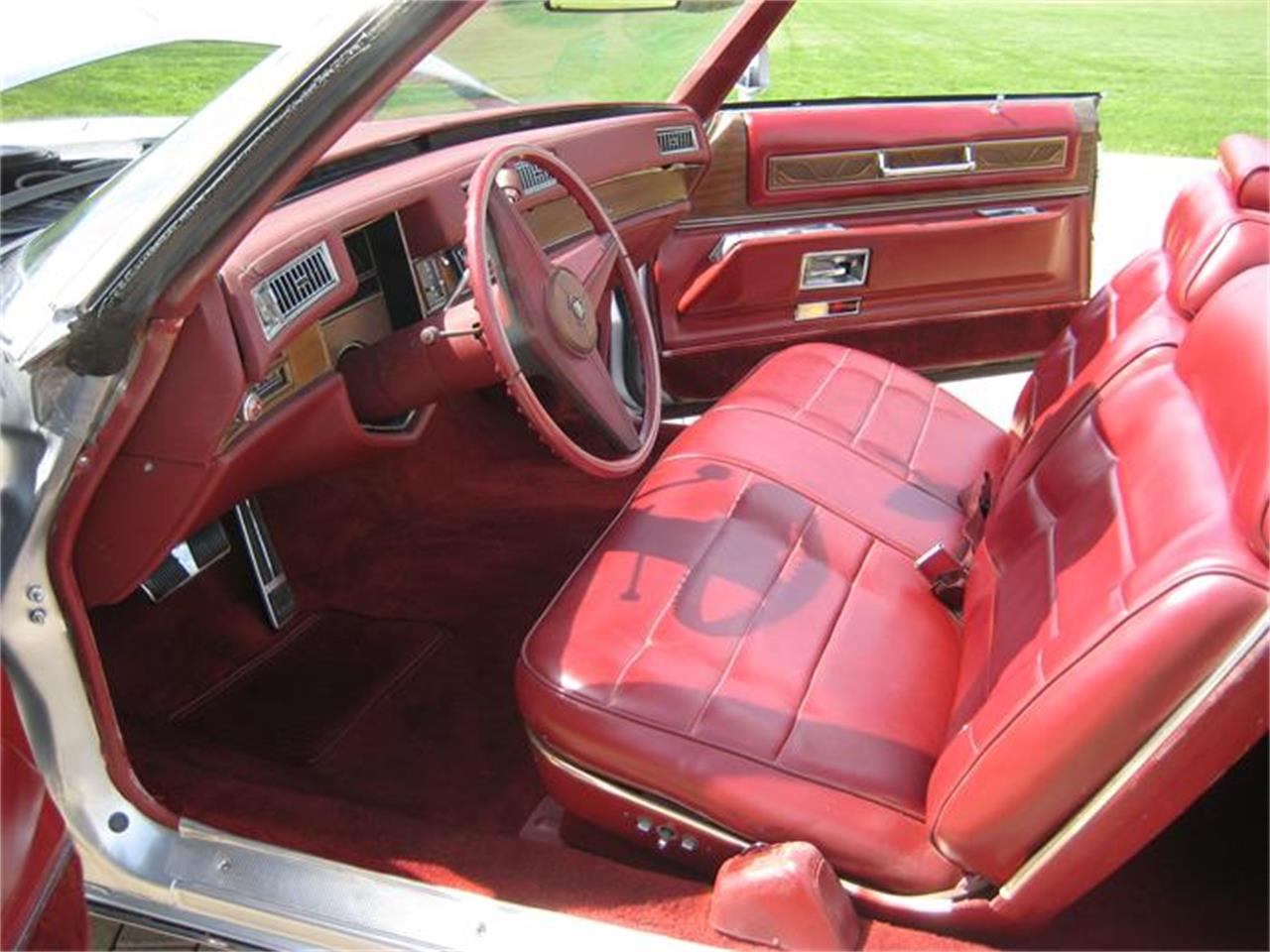 Large Picture of 1975 Eldorado located in Illinois - $12,995.00 Offered by Classic Auto Haus - E9SK