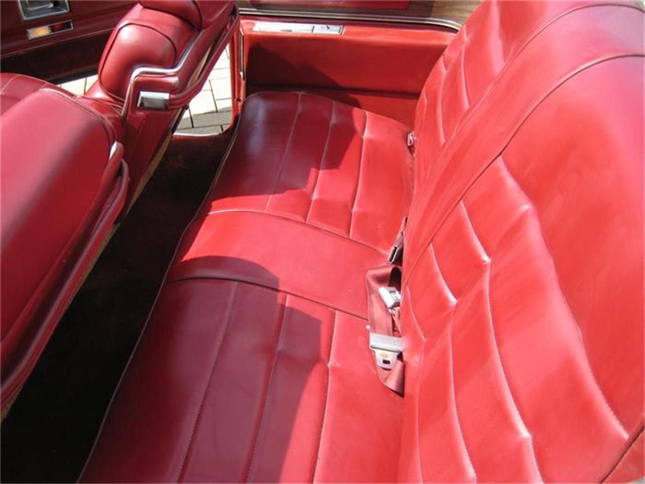 Large Picture of '75 Cadillac Eldorado located in Geneva Illinois - $12,995.00 Offered by Classic Auto Haus - E9SK