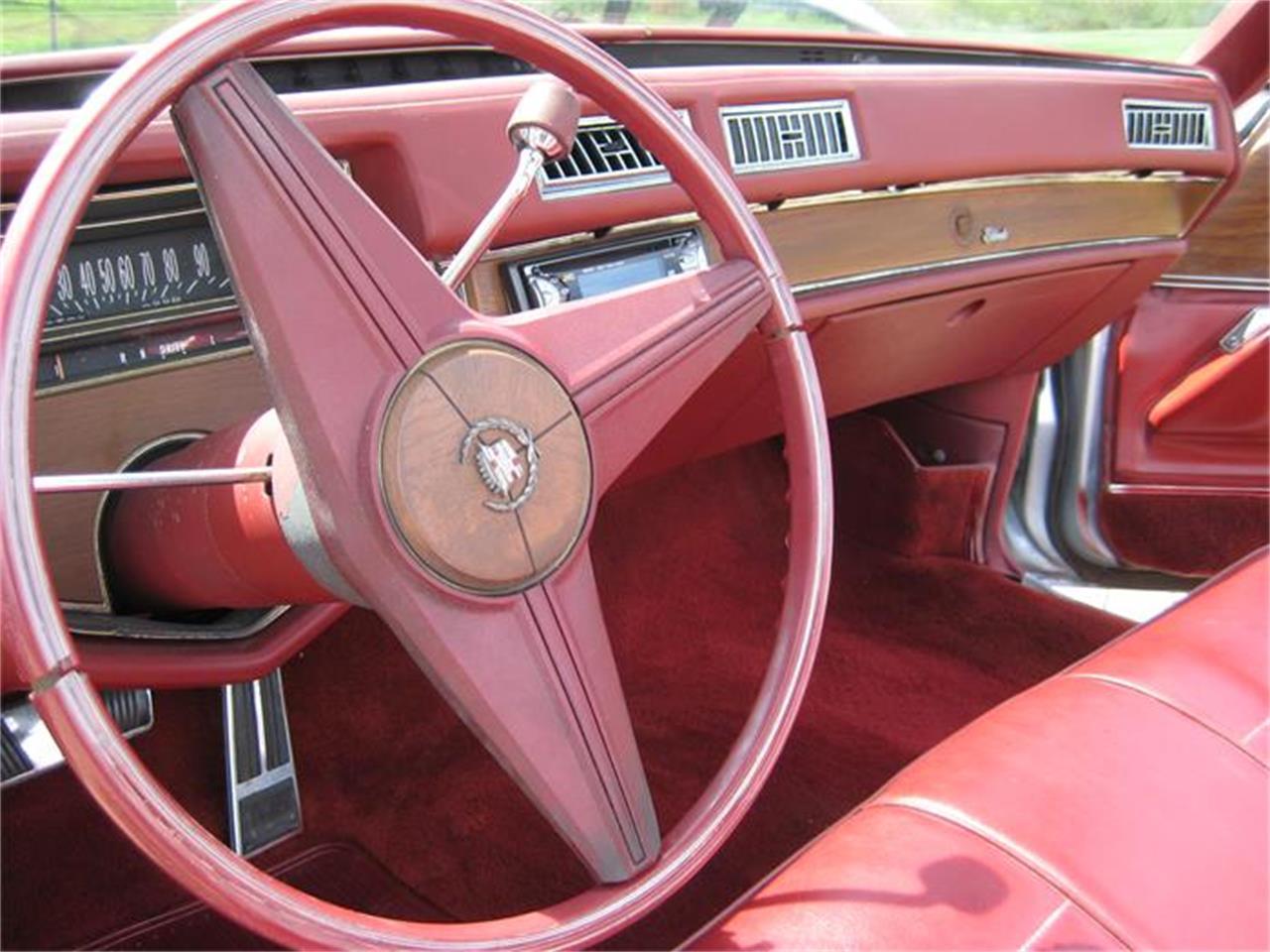 Large Picture of 1975 Cadillac Eldorado located in Illinois - E9SK