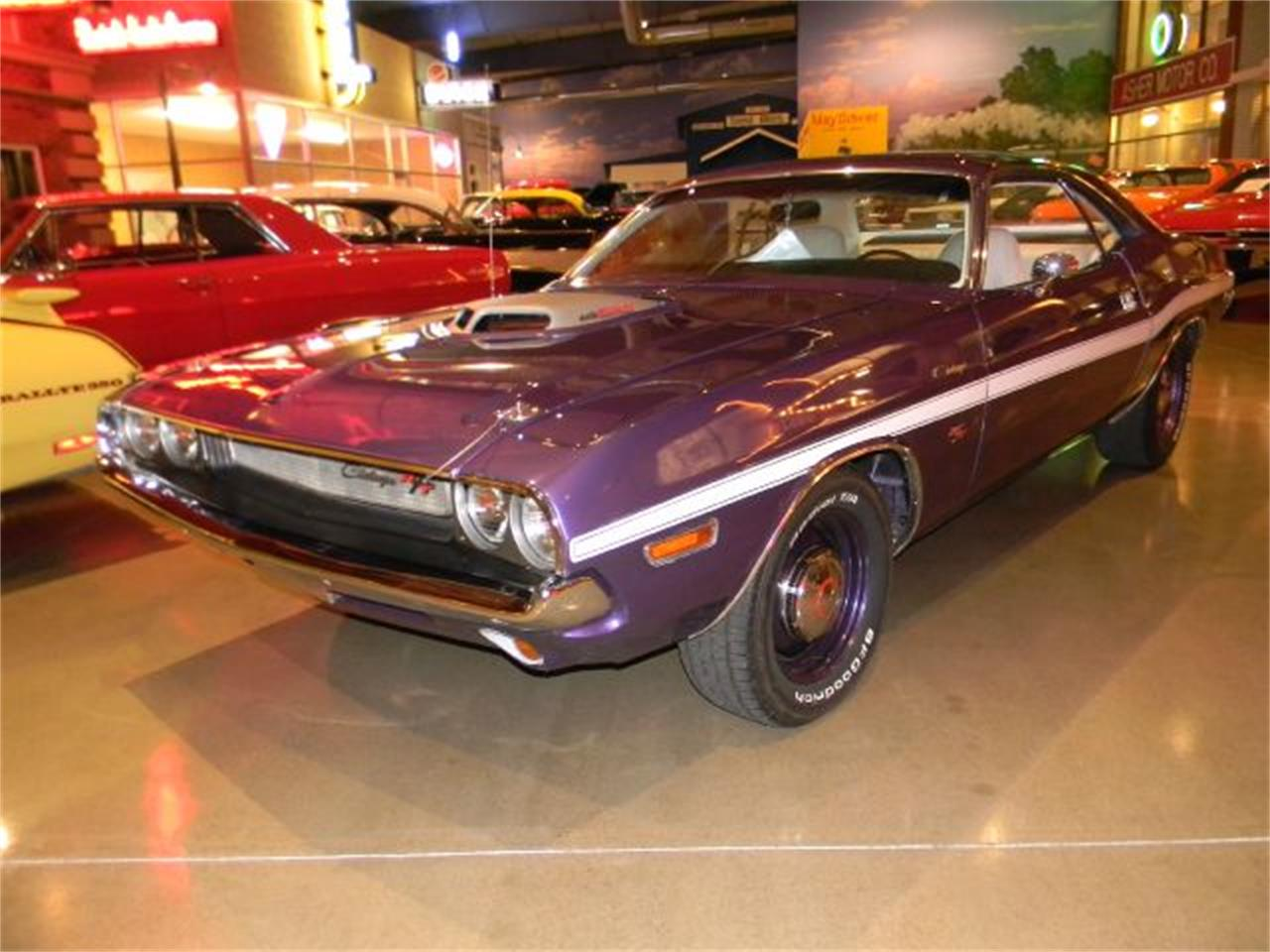 Large Picture of '70 Challenger - E9SO