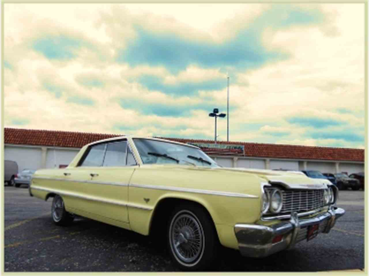 Large Picture of '64 Impala - E9W1