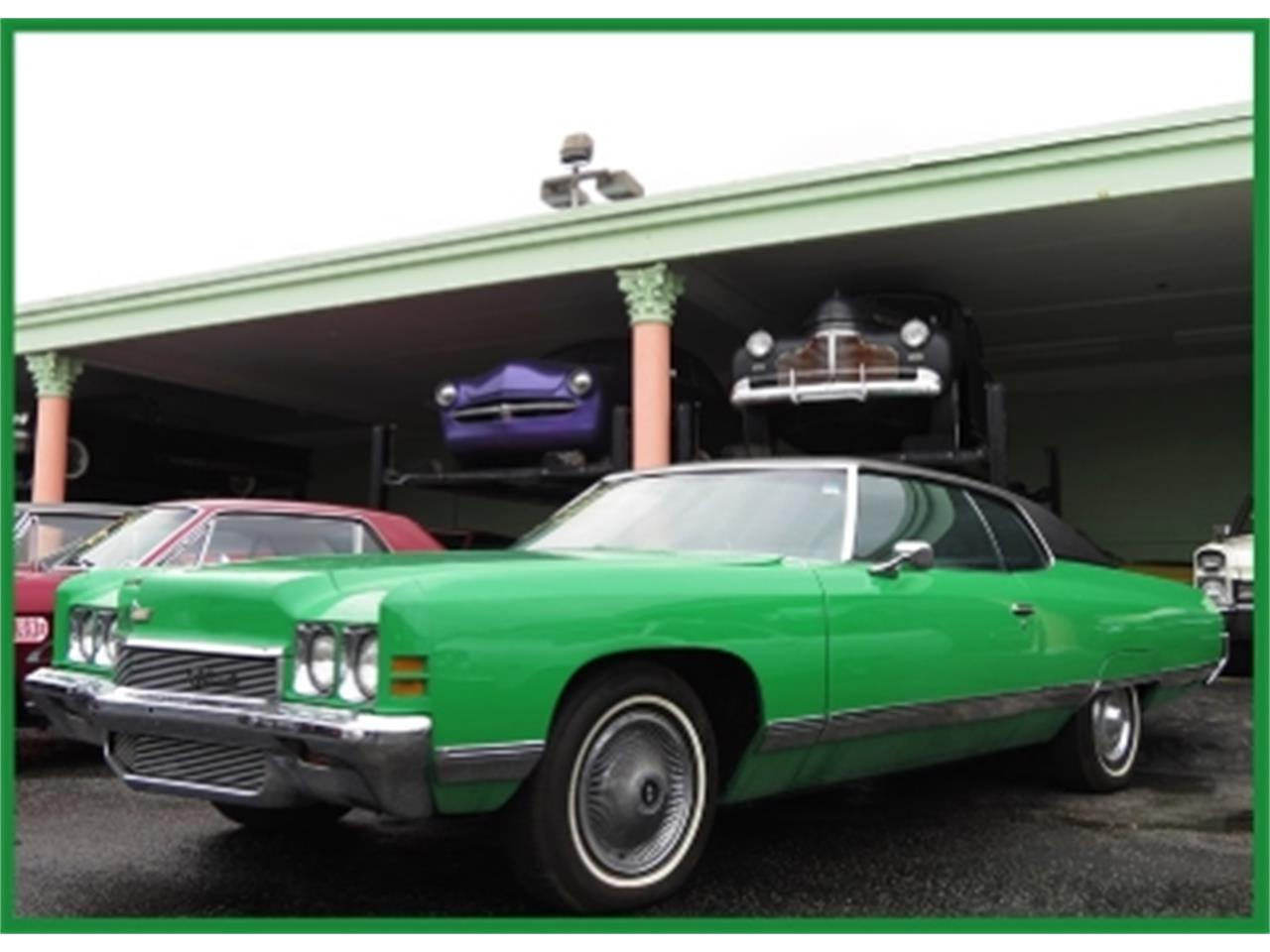 Large Picture of '72 Caprice - E9W7