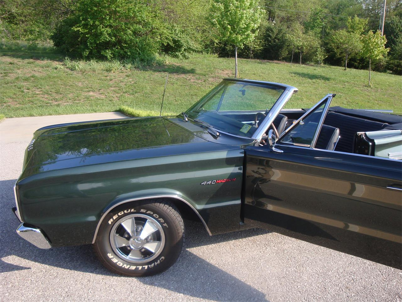 Large Picture of Classic '66 Dodge Coronet 500 located in Tennessee Offered by a Private Seller - EA1M