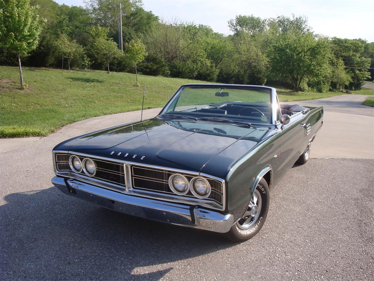 Large Picture of 1966 Coronet 500 located in Knoxville Tennessee Offered by a Private Seller - EA1M