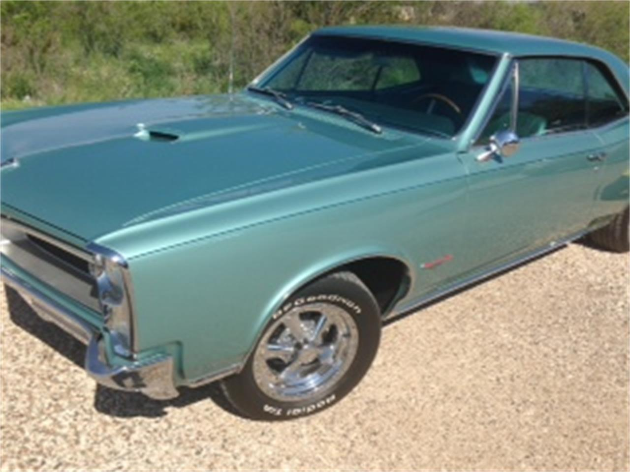 Large Picture of '66 GTO - EA2A