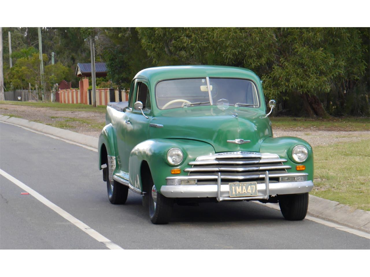 Large Picture of '47 Coupe - EA36