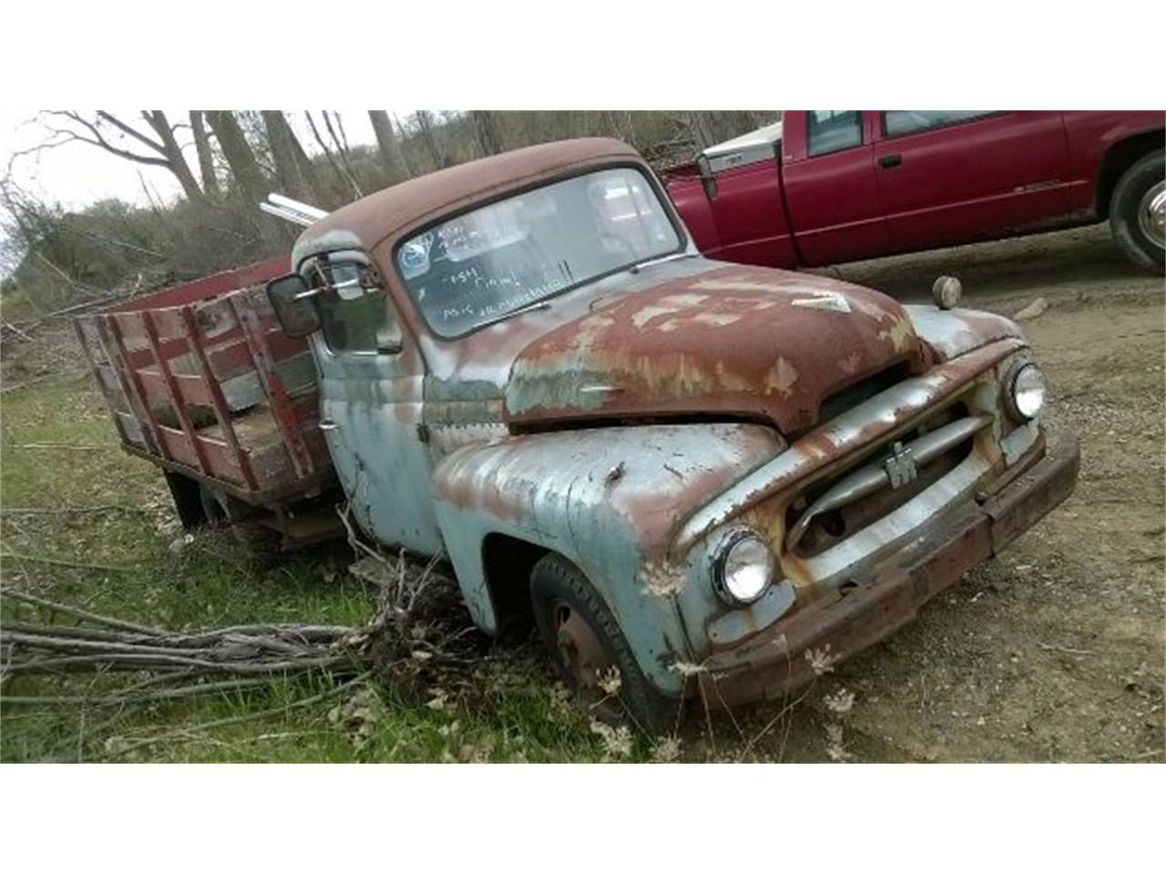 Large Picture of 1954 International 1 Ton Pickup Offered by Marshall Motors - EA4W