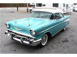 Picture of Classic '57 Chevrolet Bel Air - $104,500.00 Offered by Classic Car Guy - EABP