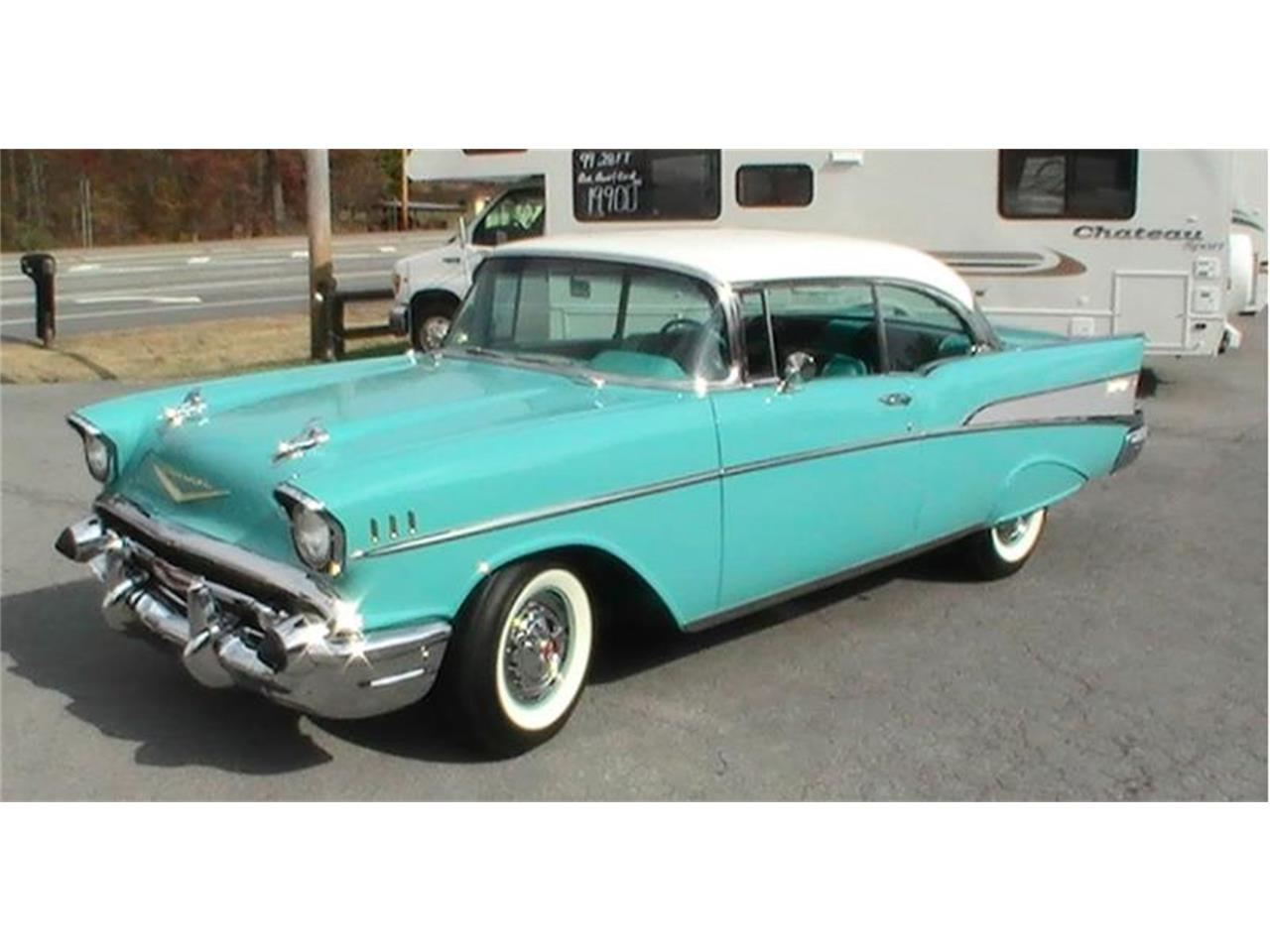 Large Picture of Classic '57 Chevrolet Bel Air - $104,500.00 Offered by Classic Car Guy - EABP