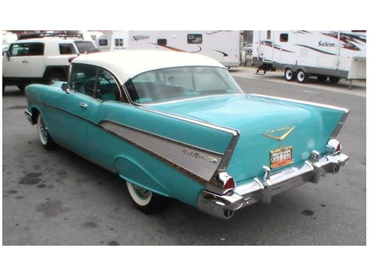 Large Picture of '57 Chevrolet Bel Air Offered by Classic Car Guy - EABP