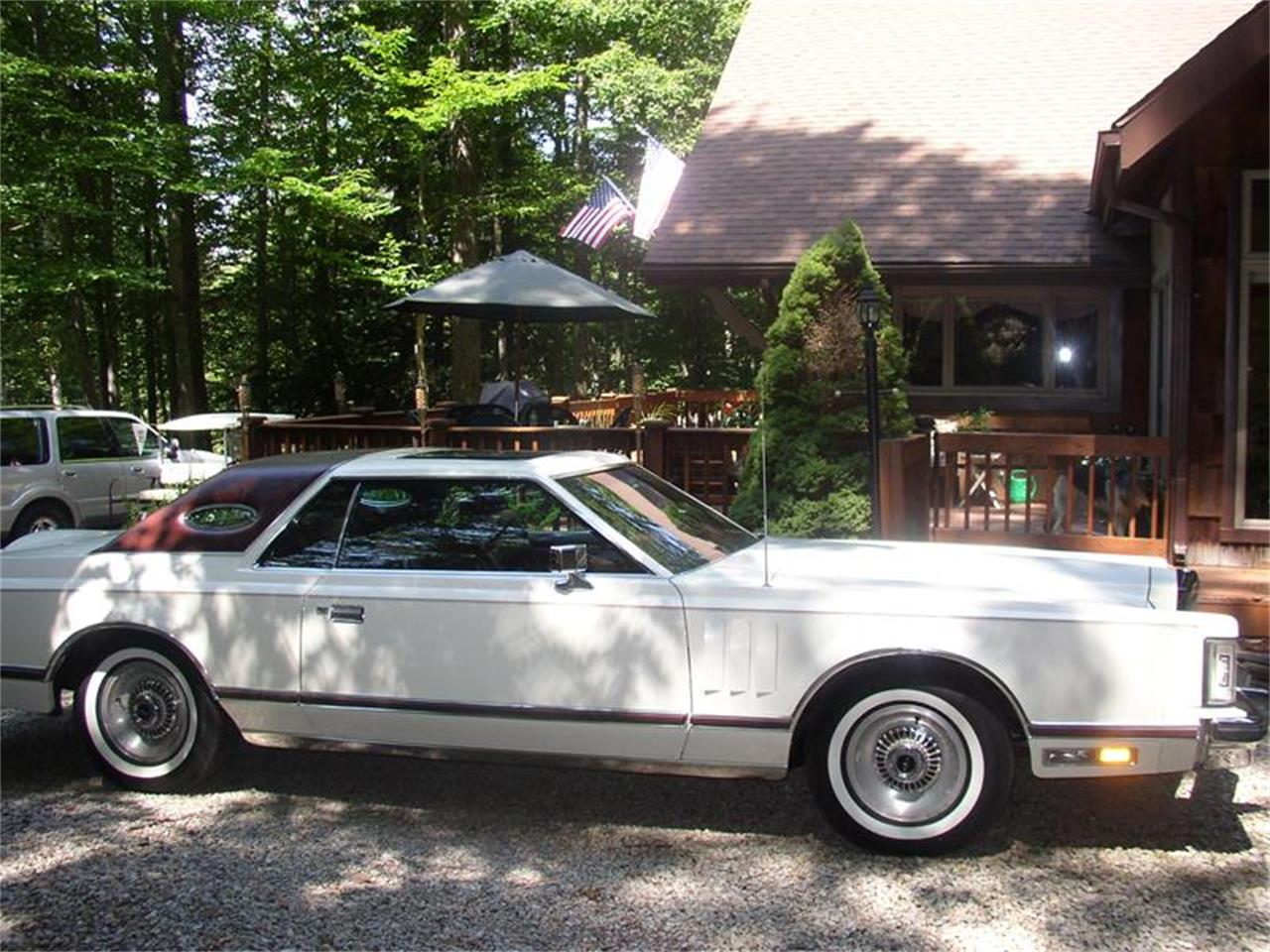 Large Picture of '79 Lincoln Mark V located in San Luis Obispo California - $18,000.00 Offered by Classic Car Guy - EAC3