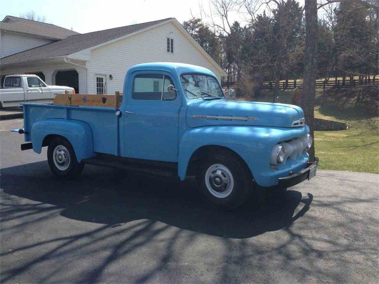 Large Picture of '51 F100 - EACD