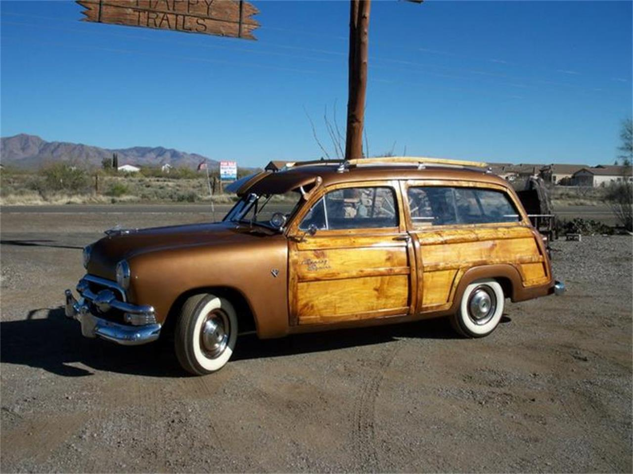 Large Picture of '51 Woody Wagon - $45,000.00 - EACH