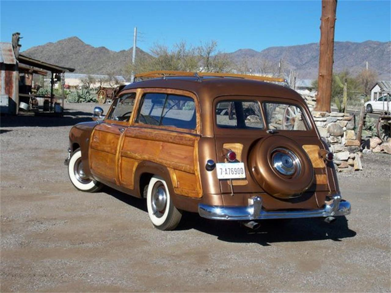 Large Picture of 1951 Ford Woody Wagon located in San Luis Obispo California - $45,000.00 Offered by Classic Car Guy - EACH