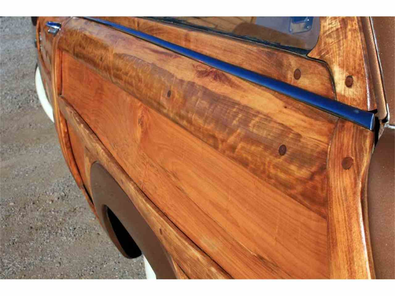 Large Picture of '51 Woody Wagon - EACH