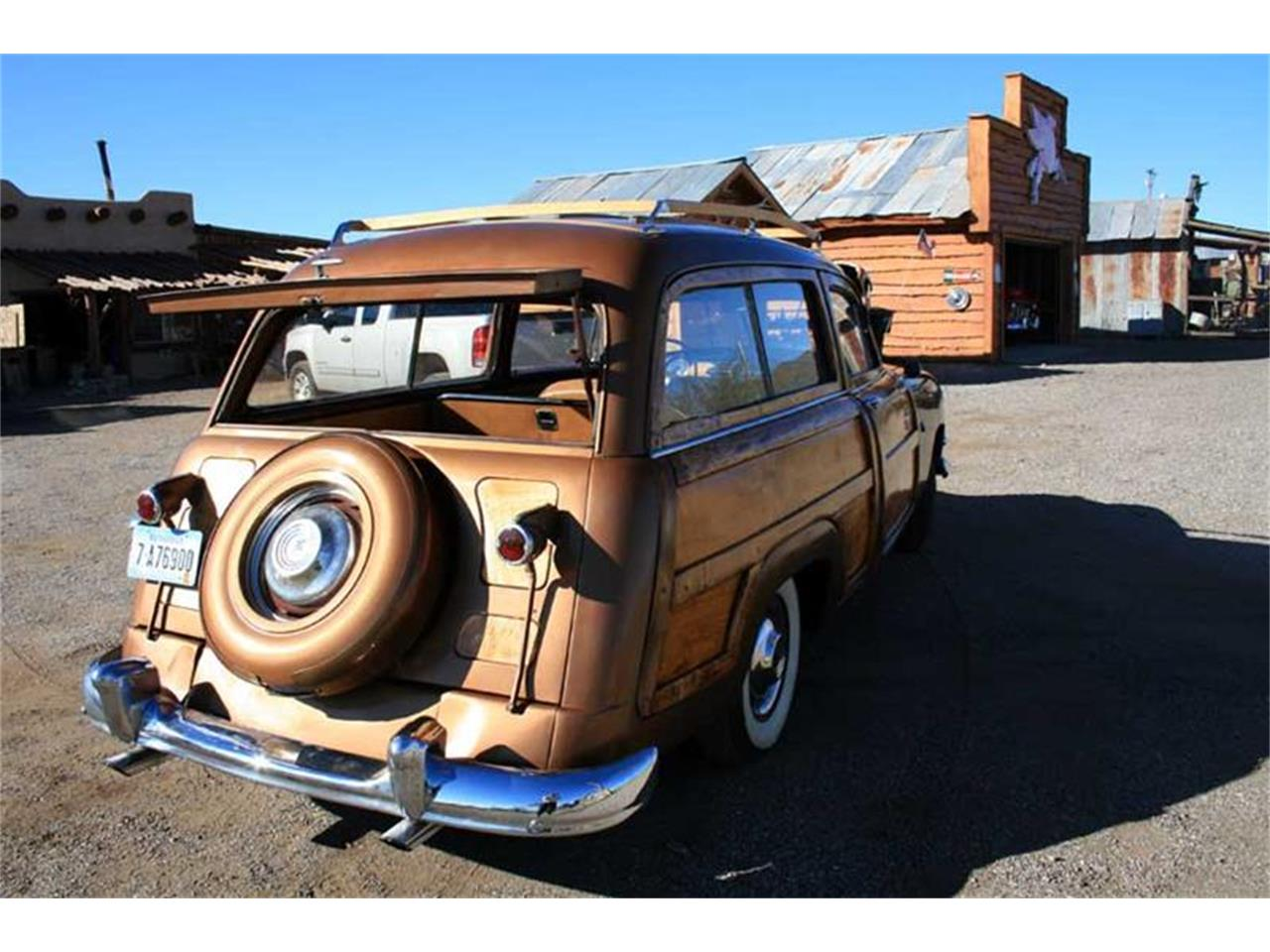 Large Picture of '51 Woody Wagon located in San Luis Obispo California - $45,000.00 Offered by Classic Car Guy - EACH