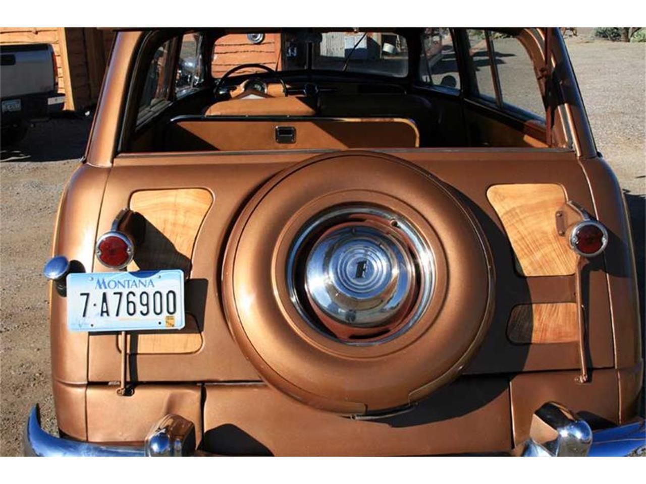 Large Picture of Classic 1951 Ford Woody Wagon located in California - $45,000.00 Offered by Classic Car Guy - EACH