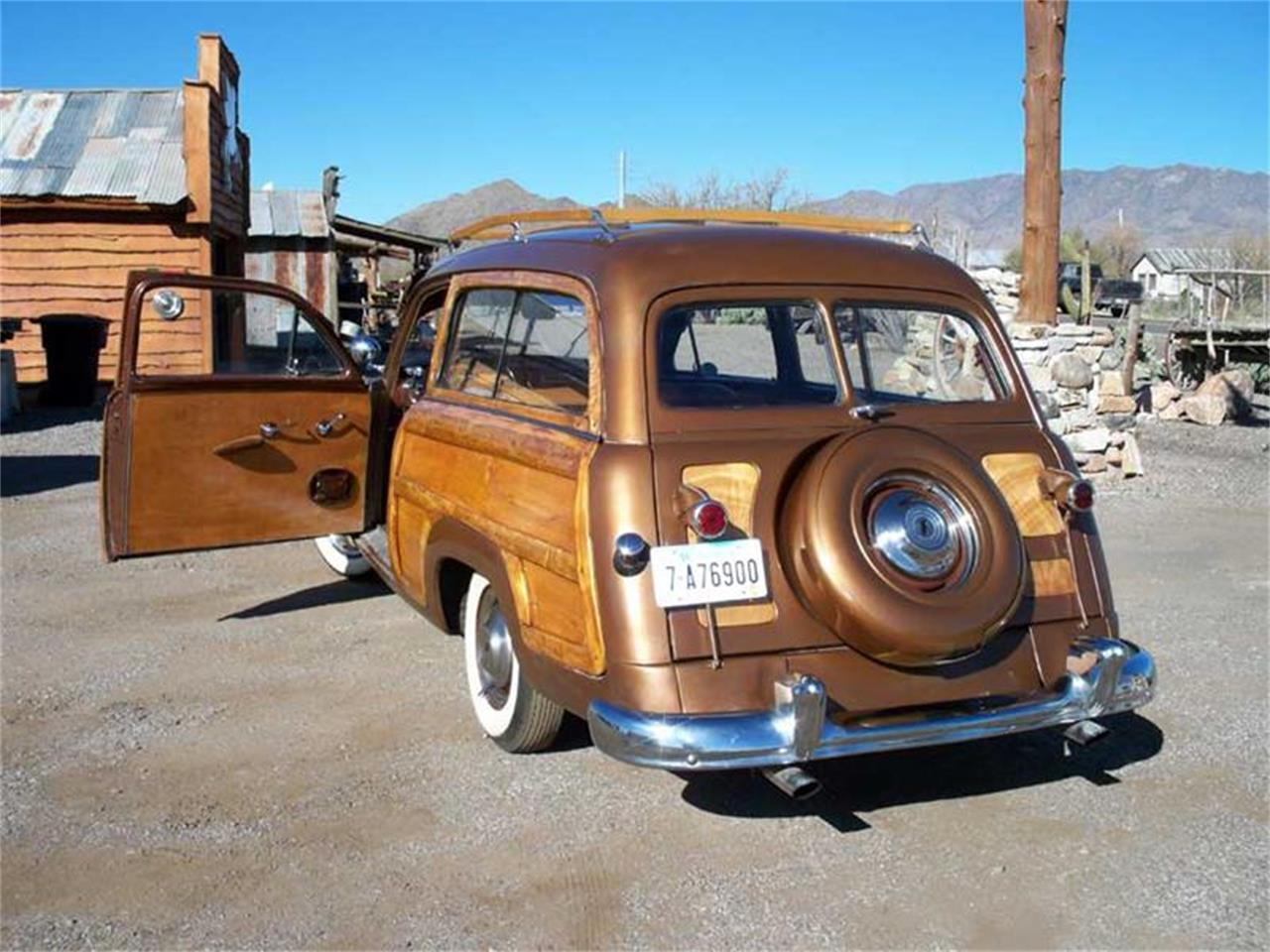 Large Picture of 1951 Woody Wagon located in San Luis Obispo California Offered by Classic Car Guy - EACH