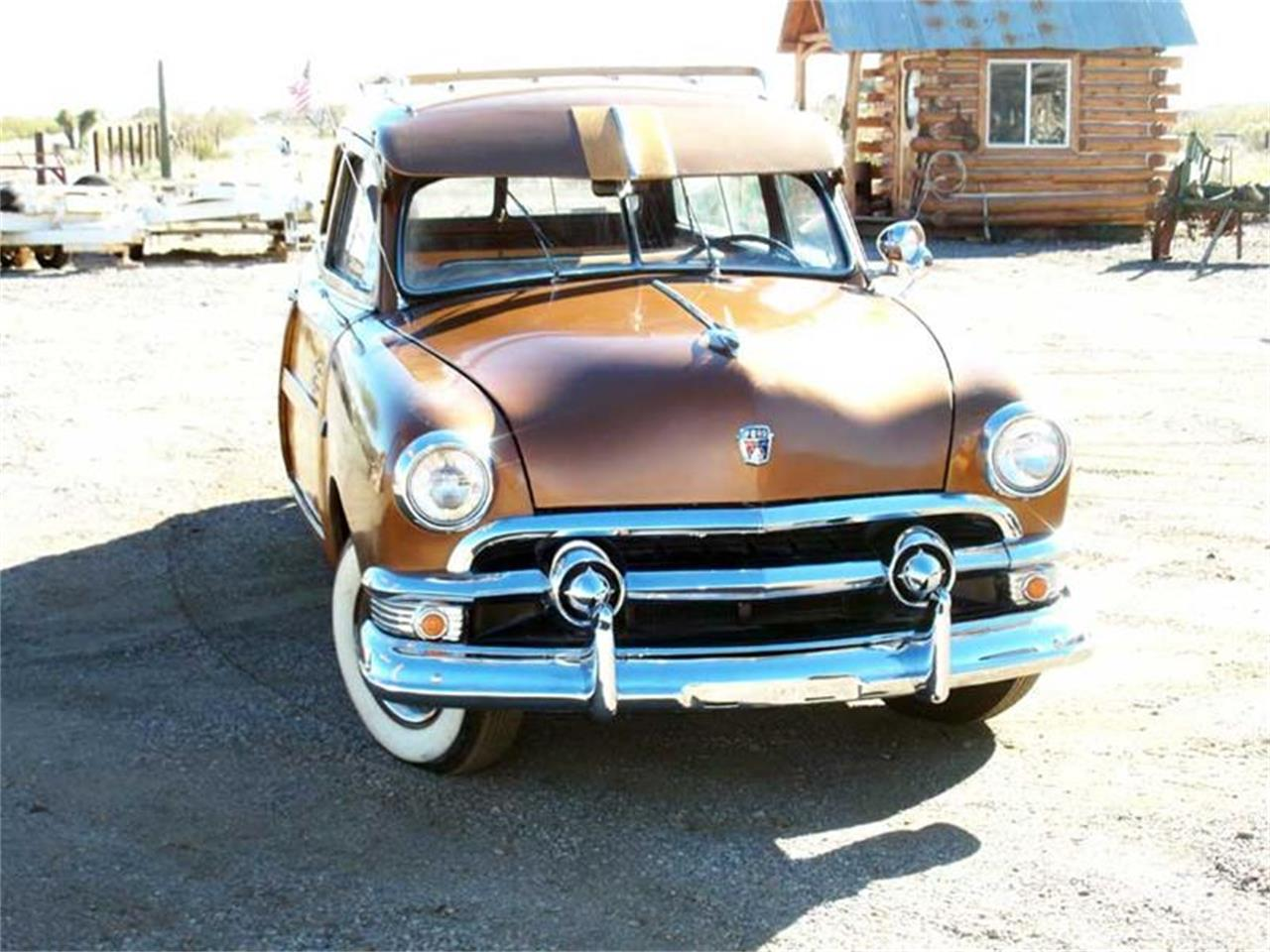Large Picture of Classic '51 Ford Woody Wagon - $45,000.00 Offered by Classic Car Guy - EACH