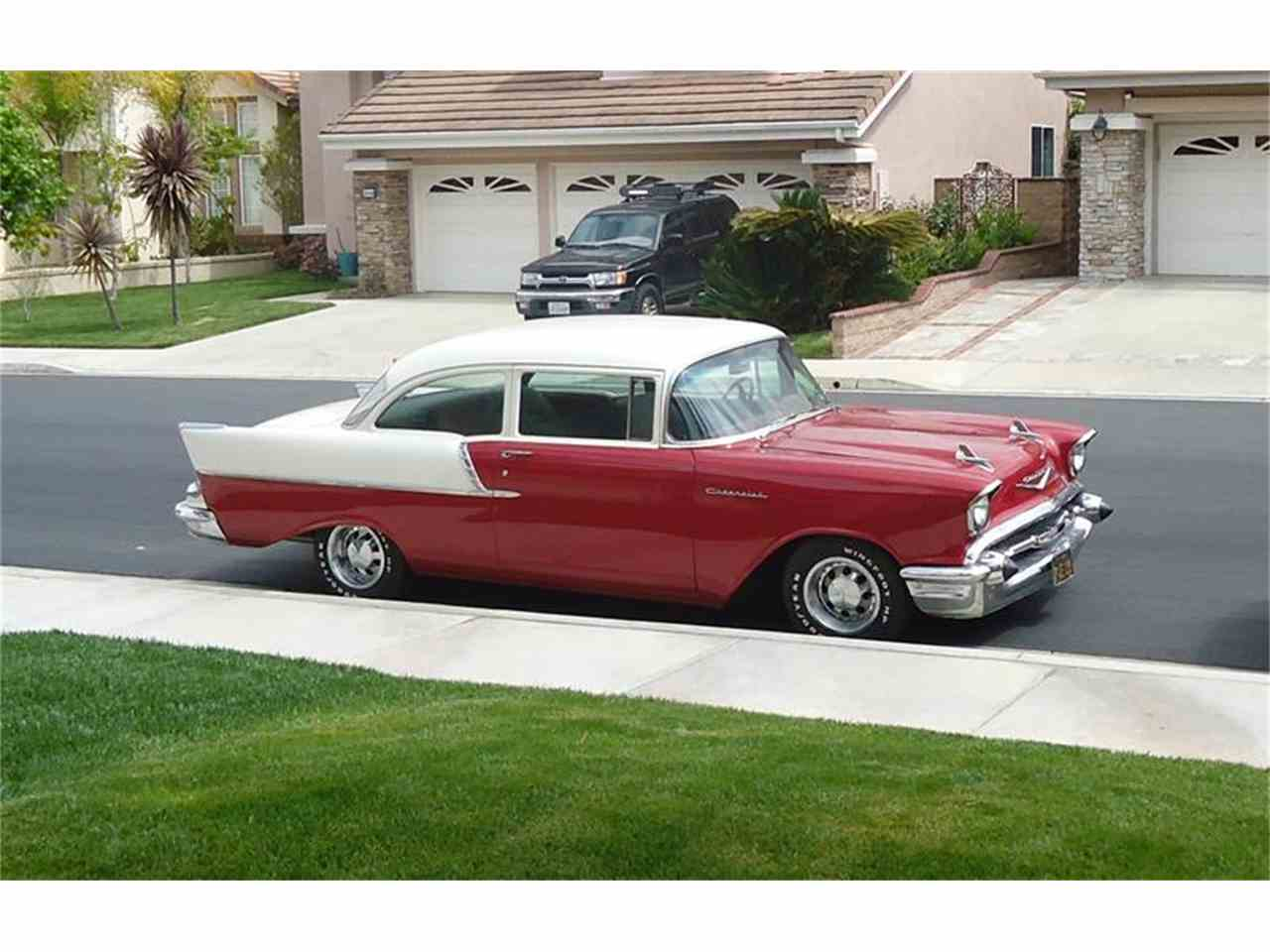 1957 chevrolet 210 for sale cc 666603. Black Bedroom Furniture Sets. Home Design Ideas