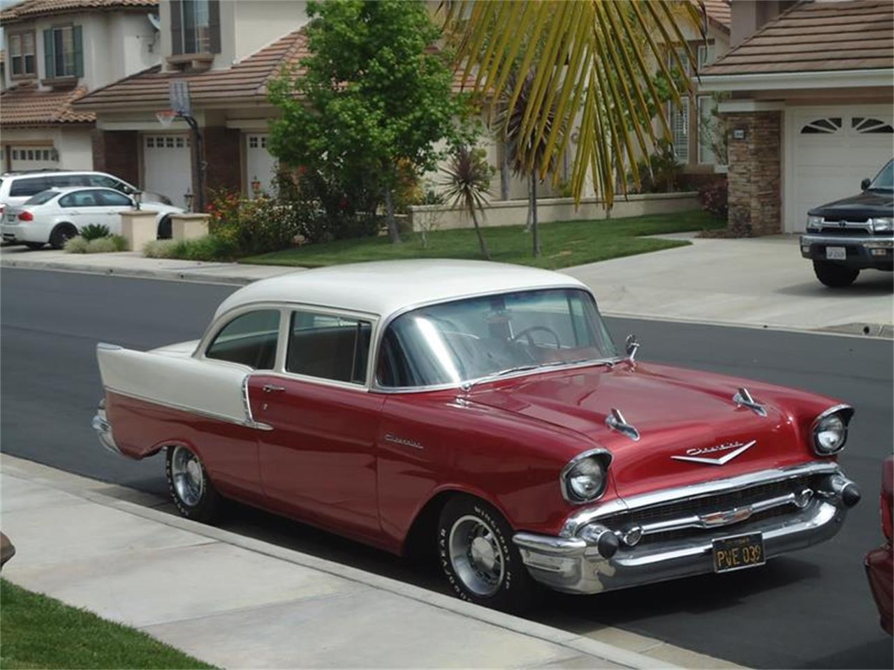 Large Picture of Classic 1957 Chevrolet 210 located in California - $33,900.00 - EACR