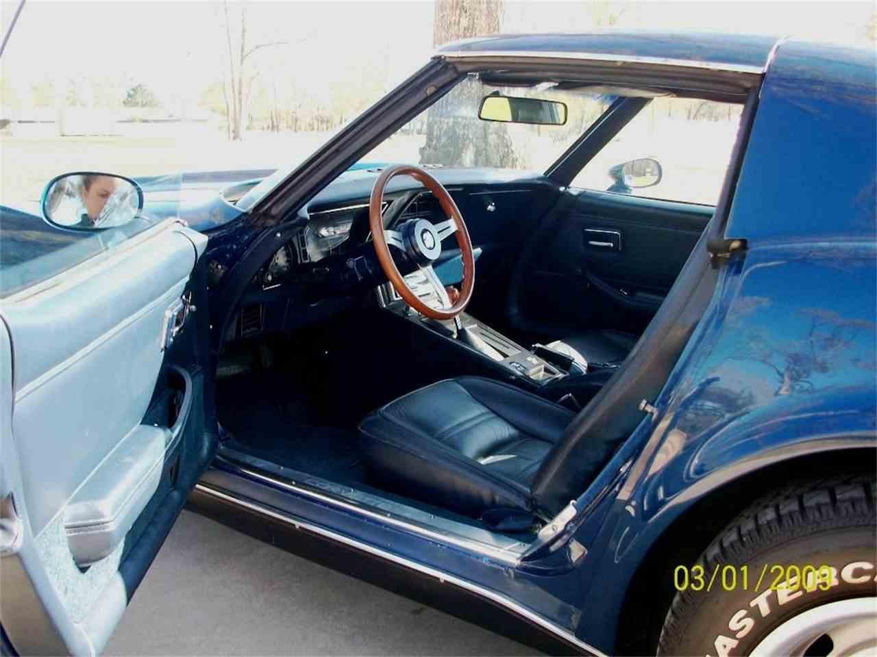 Large Picture of '78 Corvette - EAD1