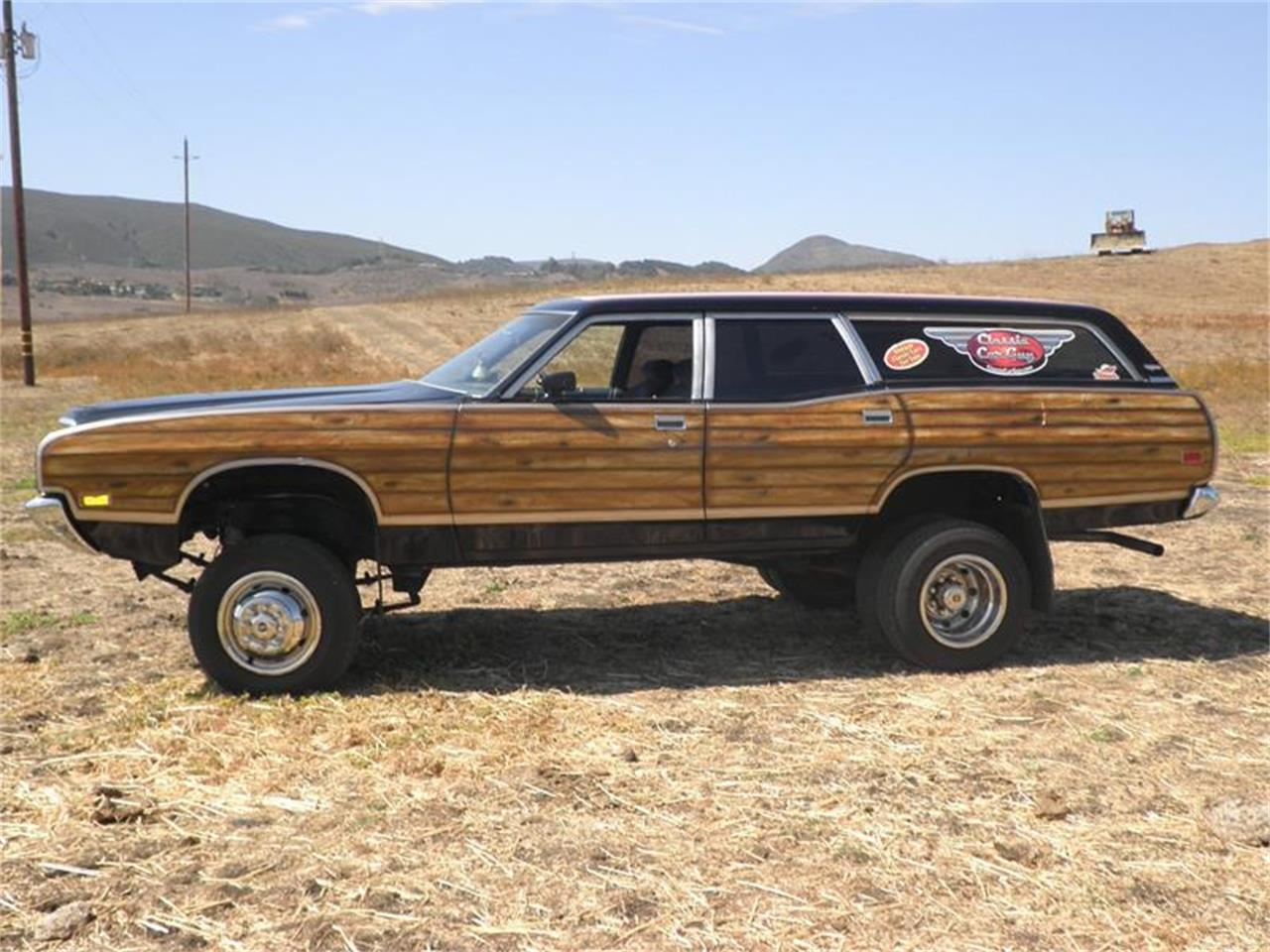 1972 Ford Country Squire for Sale | ClassicCars.com | CC ...