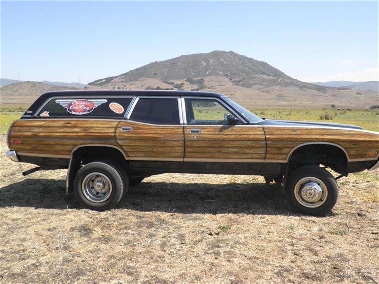 Large Picture of '72 Country Squire - EADC