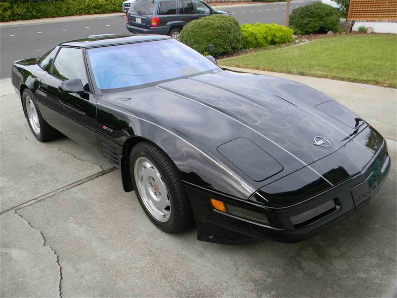 Large Picture of '91 Corvette - EADX