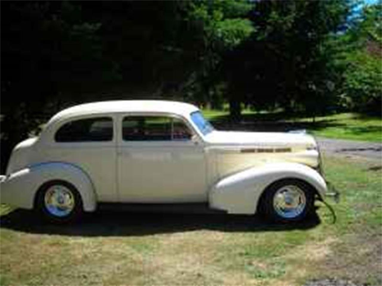 Large Picture of '37 Sedan - EADZ