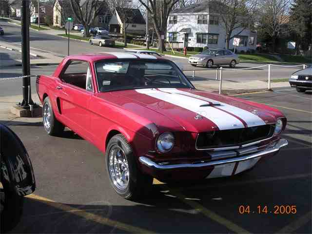Picture of '66 Mustang - EAE7